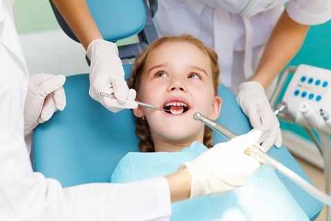 Increasing frequency of pediatric dental visits helps prevent tooth decay, Dentistry IQ