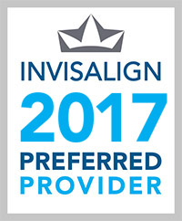 Invisalign® 2017 Preferred Provider